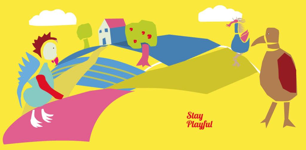 Crealuras children's book