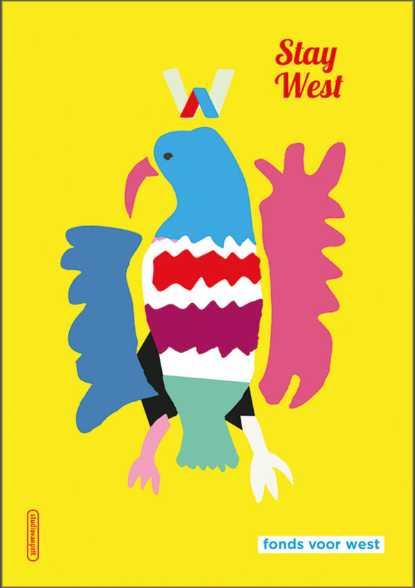 stay west winner poster design contest